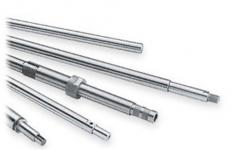 Rods. Chromium plating of rods, production,