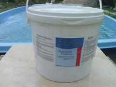 Шок-хлор быстрорастворимый в таблетках по 20гр AquaDoctor - Упаковка 4кг