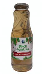 "Birch juice with nettles ""Organic"""