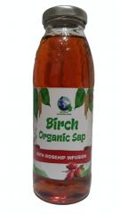 "Birch juice with rosehip ""Organic"""