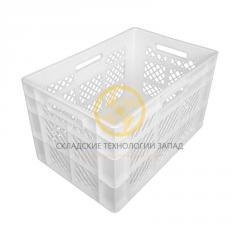Пластиковые ящики под овощи 600x400x350