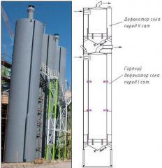 Defekatora, the combined defikator