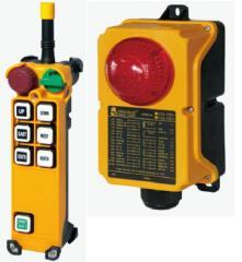 Промышленное радиоуправление TELECRANE модель F24-6D+