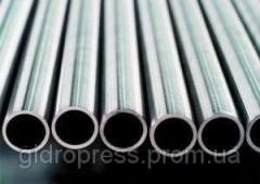 Труба стальная оцинкованная (черная сталь) DN 20,0X2,00 St52.4