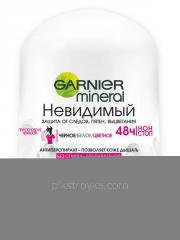 Deodorant ball Garnier 50ml female Miner.Nevidim.prikosnovie freshness