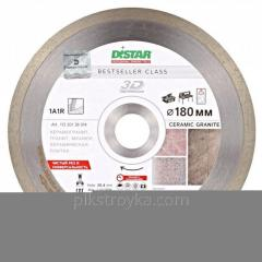 Cutting circle on stone 180 * 1.5 * 8.5 * 25.4mm diamond Bestseller Ceramics granite 1A1R Distar 1/1