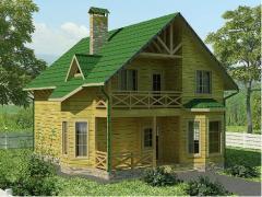 Дома каркасные деревянные