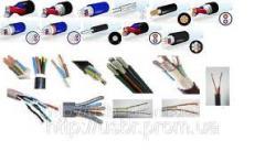 Кабельно-проводниковая продукция (СИП, АВВГ, ВВГ,
