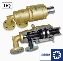 The rotational Maier connections - the DQ series