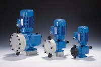 The dosing pumps + original spare parts to the