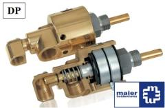 The rotational Maier connections - the DP series