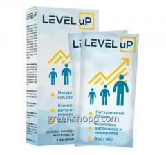 Концентрат для увеличения роста тела Level Up Левел Ап