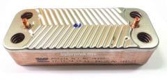 Теплообменник пластинчатый Ariston BS, BSII, Clas, Clas Evo, Matis, Genus, Genus Evo, Egis Plus 65104333