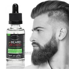 Beard Growth (Беард Гровс) - масло для роста бороды