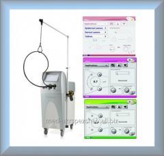 Александритовый лазерный аппарат для удаления