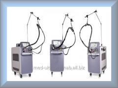 The neodymium laser for treatment of vascular