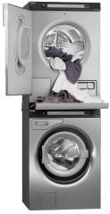 Professional washer dryer hookups for laundries