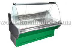 Вітрини холодильні  в асортименті