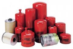 Filters for TM Baldwin special equipmen
