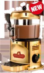 Dispenser of hot chocolate