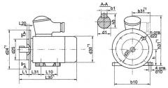 Electric motors are explosion-proof, to buy, the