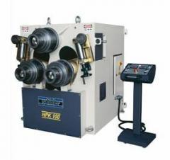 Hydraulic profilegib three-roller Sahinler HPK 100