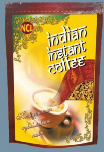Indian Instant of the NCL Coffee coffee (India)