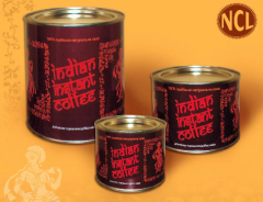 100% natural instant NCL powdery coffee