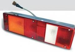 Lamp back F-404 (7452.3716) of MAZ of Eur