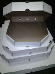 Коробка для транспортировки пиццы