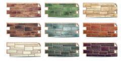 Сайдинг коллекция Камень. Фасадные панели,