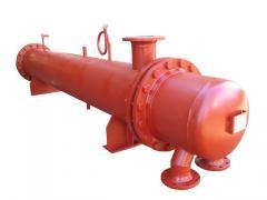 Heat exchanger kozhukhotrubny steam-and-water