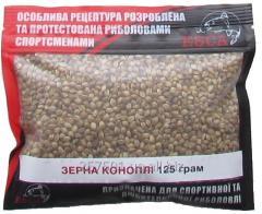 Зерновая добавка для рыбной ловли