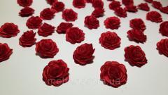 Розы - цвет красный