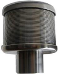FEL-0,4-G1/2B (cap drainage and slot-hole)