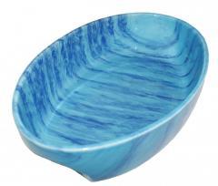 Форма для запекания радуга голубая