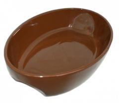 Форма для запекания молочный шоколад