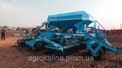 Portata e rimorchiata macchine agricole