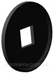 Шайба зовнішння на квадратний вал АК