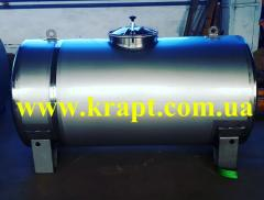 The tank from stainless steel of 1000 l