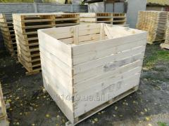 Containers vegetable and frui