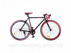 Велосипед Рама, 19, Красный ТМ Fix