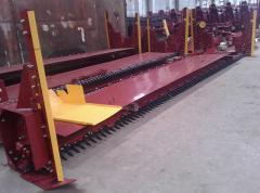 农业机器悬吊设备