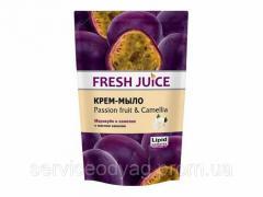 Крем-Мыло Дой-Пак Passion Fruit & Camellia