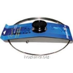 Крышка из термостекляннаяа с паровыпускателем Батлер d=26 см