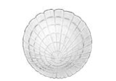 Атлантис тарелка d-140мм *6шт 10235