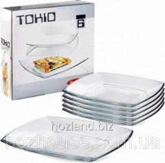Набор тарелок Токио 6 шт. Pasabahce