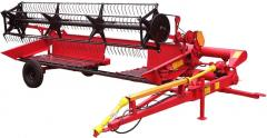 Harvesters roll hook-on ZhVP-4,9; 5,2; 6,4