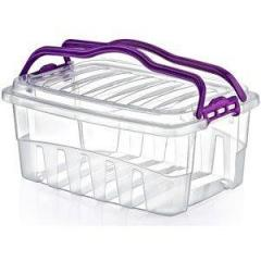 Корзина для хранения вещей 5л Irak Plastik