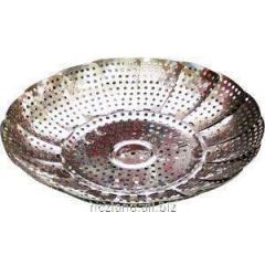 Steamer stainless steel Petal up to 22 cm.